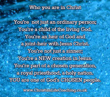 How do i know if i am a christian